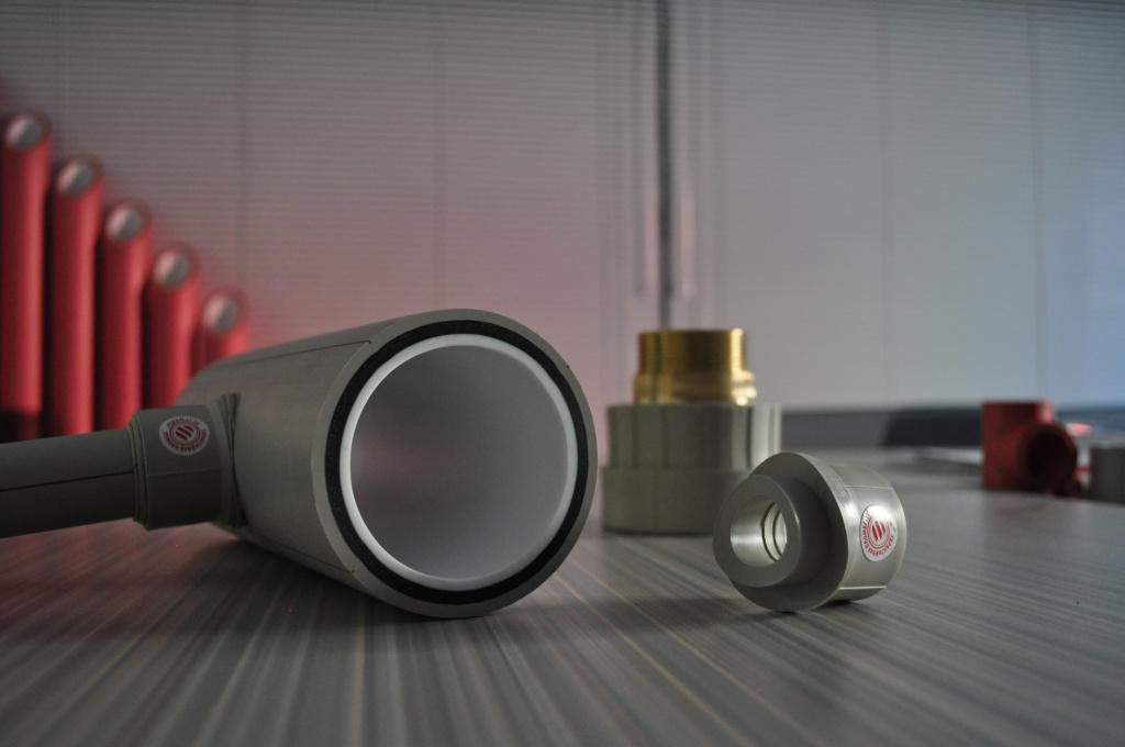 Трубы и фитинги для противопожарного водопровода Fireproff